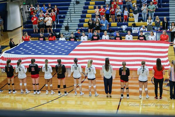 RLHS Honors the Heroes of September 11