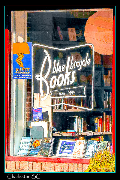 BLUE BICYCLE BOOKSTORE