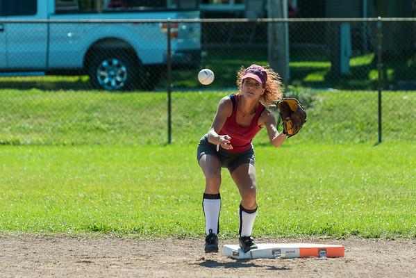 Durham East Softball - July 28, 2013