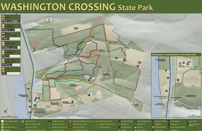 Washington Crossing State Park