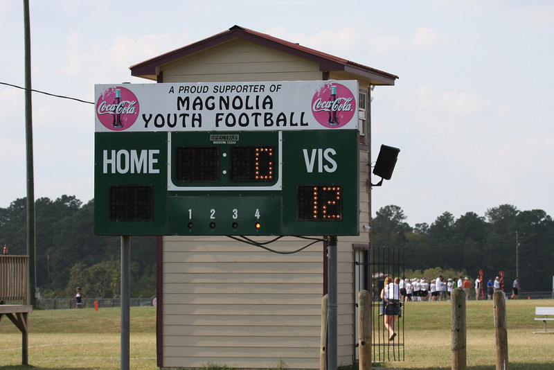 Bulldogs Vs Cowboys (Juniors) - (MYFA) Magnolia Youth Football Association