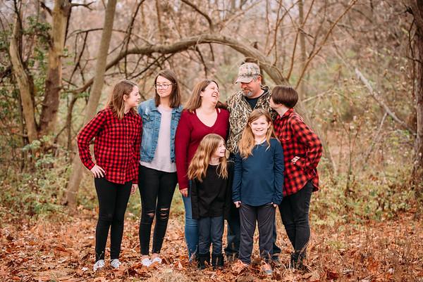 Kristie + Russ Family