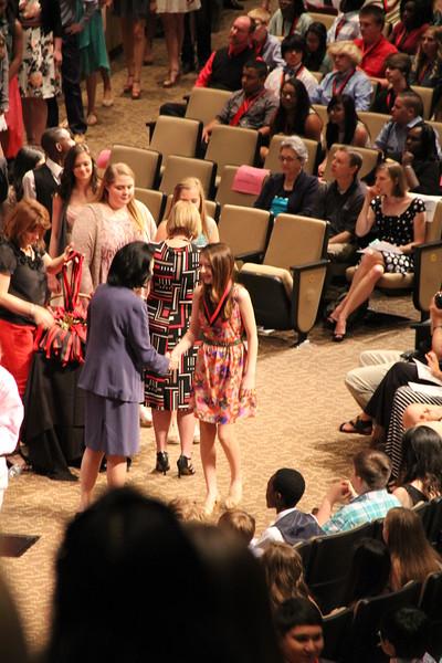 NGMS 8th Grade Awards 2015