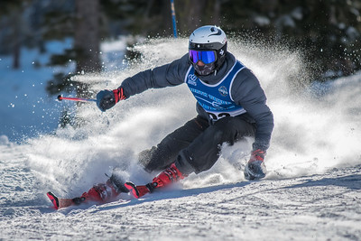 Alpine Meadows Panel Slalom 02/04/2021