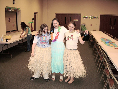 Luau Junior High & Primetimers