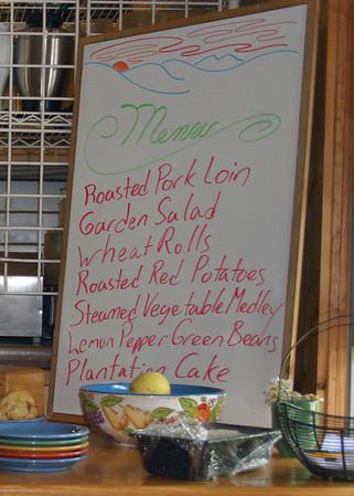 6/25/09 - Len Foote Hike Inn, Dawsonville, GA