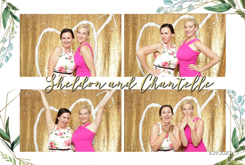 Sheldon and Chantelle 2020