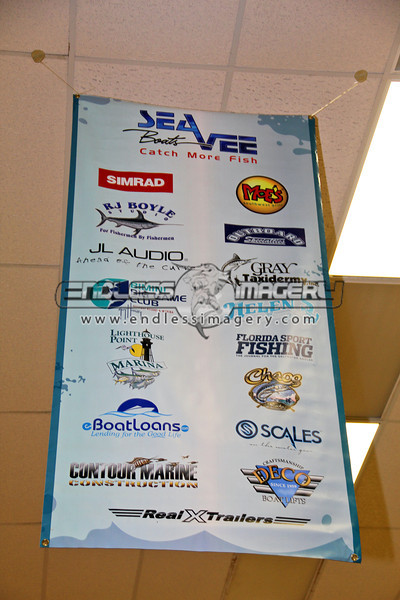 2011 Pompano Beach Saltwater Slam - Captain's Meeting