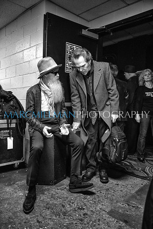 Billy Gibbons @ BB King's (Tue 12/17/13)