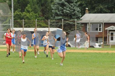 Boys and Girs at Wallkill 9-23-10