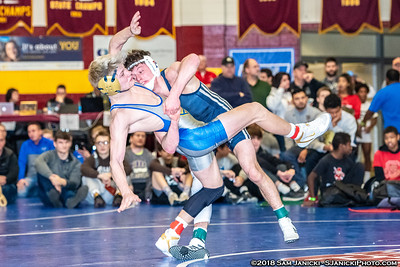 126 - Colaiocco def Orine - 2018 Walsh Jesuit Ironman Semifinals