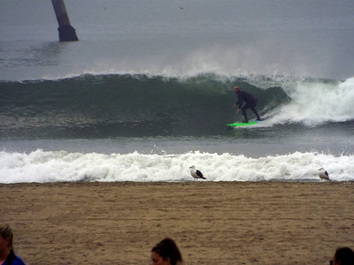 1/16/20 * DAILY SURFING PHOTOS * H.B. PIER