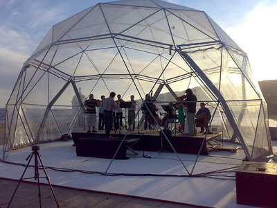 Geodesic Domes & other structures