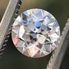 1.04ct Old European Cut Diamond GIA I VS1 1