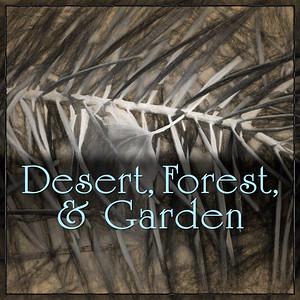 Desert, Forest, & Garden