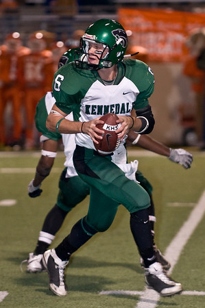 Kennedale vs. Celina 11-21-08 Area Playoff Game