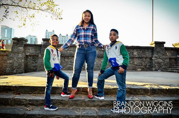 Harris Family 2020