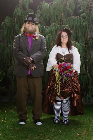 Del Mar Faulk Wedding