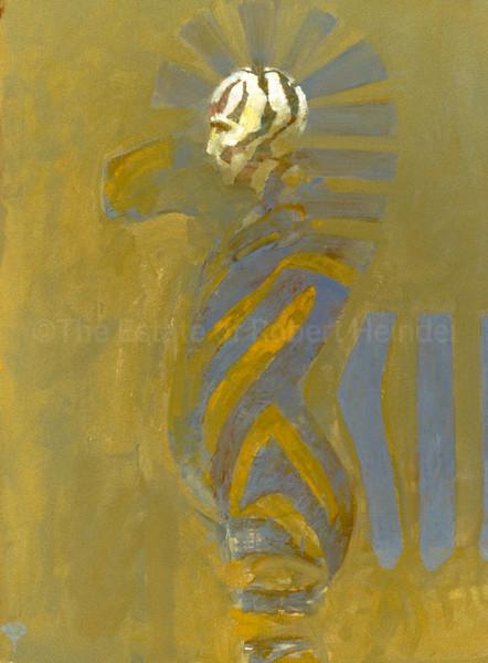 Southern Cape Zebra (1993)