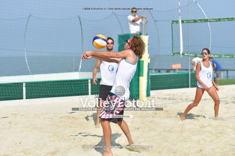 presso Zocco Beach PERUGIA , 25 agosto 2018 - Foto di Michele Benda per VolleyFoto [Riferimento file: 2018-08-25/ND5_8415]
