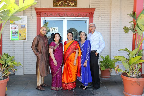 The Mandalia's Diwali Luncheon Party