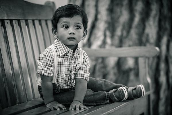 Pradeep Son 1st
