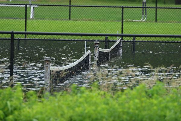 Flooding at KCHS - 6/20/19