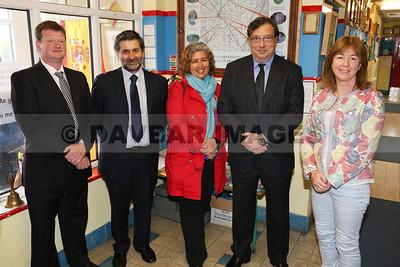 Spanish Ambassador Visit 2016