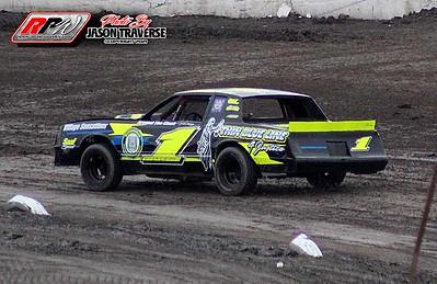 Orange County Fair Speedway - 4/17/21 - Jason Traverse