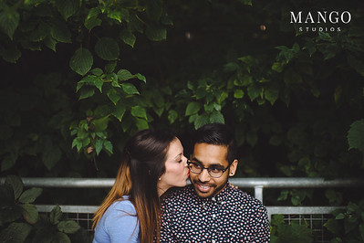 Evergreen Brickworks: Jenn and Alex