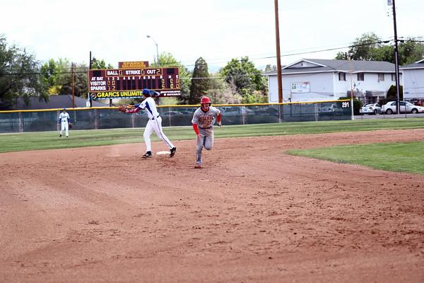 Baseball Truckee @ SLT Playoff Final