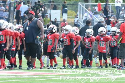 09-20-2014 MVSA Chiefs vs Ridge Rd Titans Mighty Mites, Photos by Jeffrey Vogt Photography