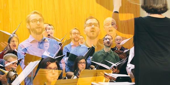 Voces  Novae - Vonnegut Requiem, Bloomington IN, 5/11-12/19