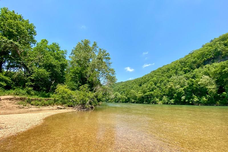 Current River - Ozark Big Spring, MO