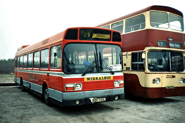 30th March 1991: Birkenhead and West Kirby