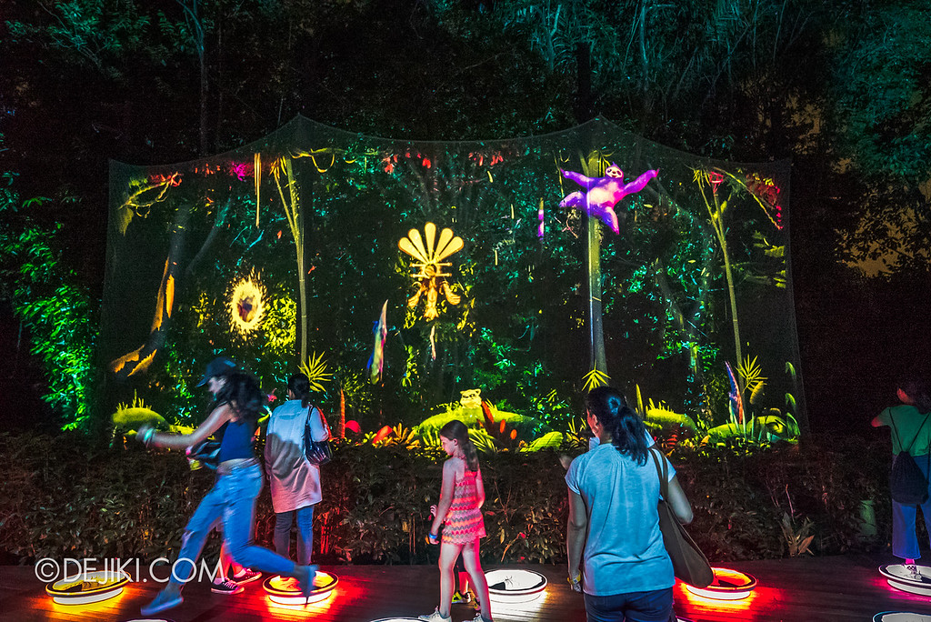 Singapore Zoo Rainforest Lumina - Play Like An Animal 2