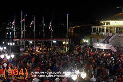 Friday: GA-FL Jacksonville Landing - 10.27.17
