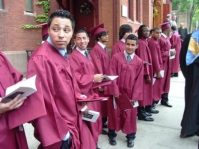More Graduation Day Photos