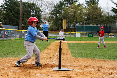 4/20-T Ball-Angle vs Blue Claws