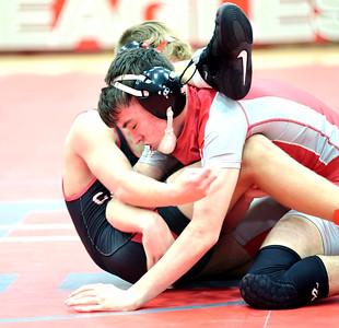 Chardon at Geneva wrestling 1-7-21
