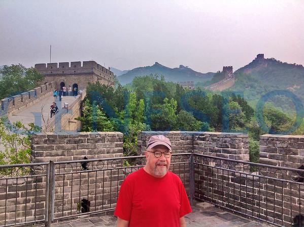 Ron Herzman (China Humanities Program, Photo Provided)