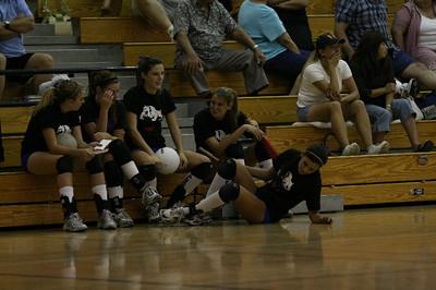 2007 FHS Varsity Volleyball