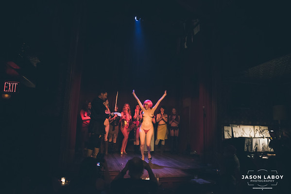 A Hotsy Totsy Burlesque Tribute to Game Of Thrones