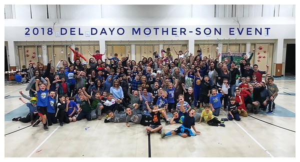 JANUARY 26TH, 2018 | Del Dayo Mother-Son Event