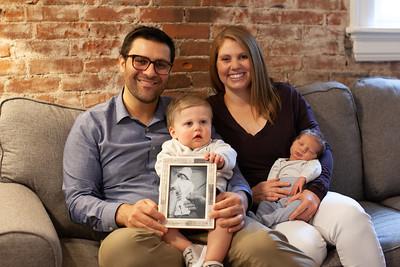 Ezra and Family