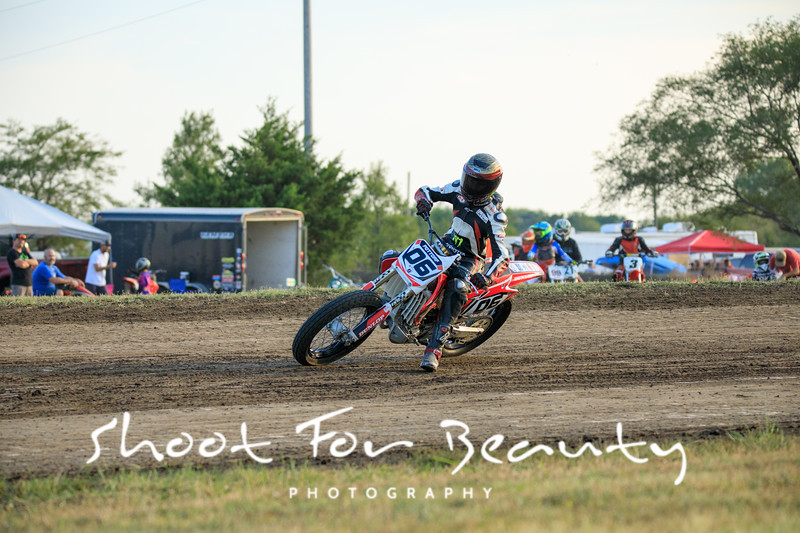 Jeeps Flat Track August 2020
