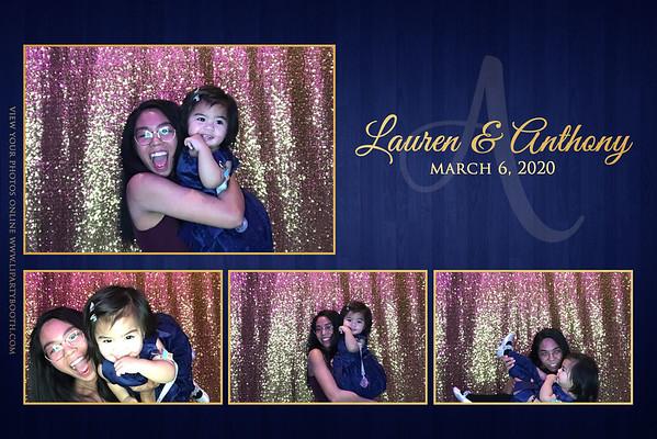 Lauren & Anthony