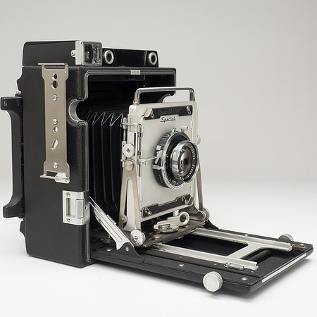 Graflex Pacemaker 4x5 Crown Graphic Special
