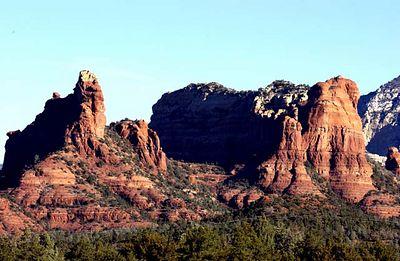 Arizona Redrock