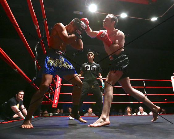 Stiking Muay Thai